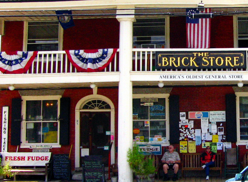 """The Brick Store, Bath NH <br /> America's oldest country store <a href=""""http://www.advrider.com/forums/showthread.php?t=217444"""">http://www.advrider.com/forums/showthread.php?t=217444</a>"""