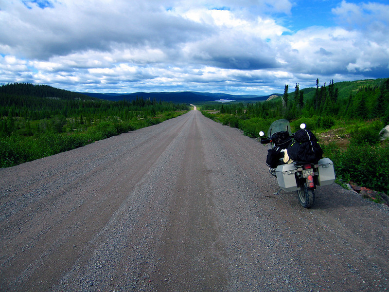 "The Long Road <br /> Southern Labrador <a href=""http://www.advrider.com/forums/showthread.php?t=217444"">http://www.advrider.com/forums/showthread.php?t=217444</a>"