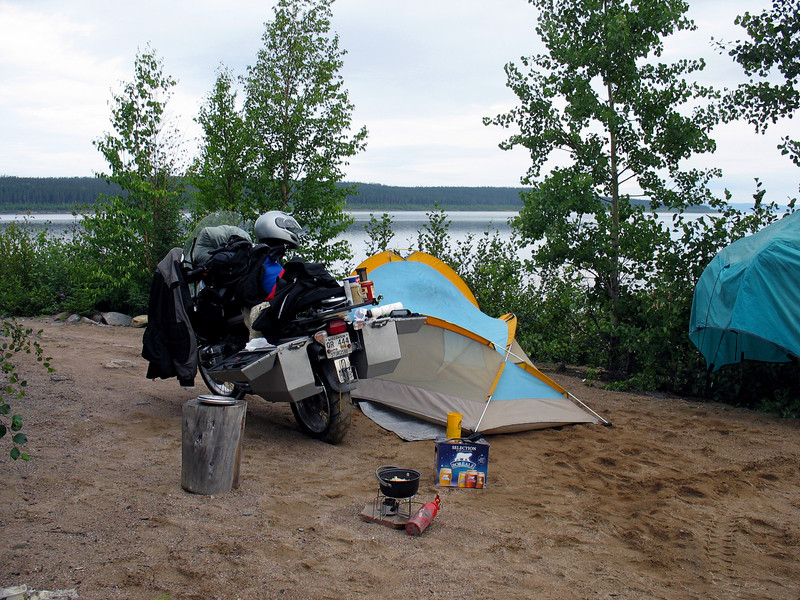 "Free Camp <br /> Trans Labador Highway <a href=""http://www.advrider.com/forums/showthread.php?t=217444"">http://www.advrider.com/forums/showthread.php?t=217444</a>"