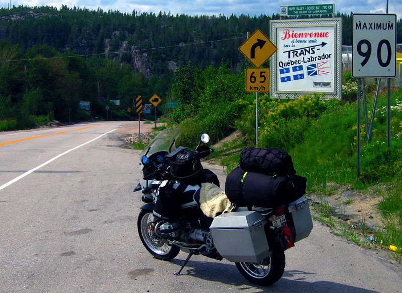 """Trans-Labrador Highway <a href=""""http://www.advrider.com/forums/showthread.php?t=217444"""">http://www.advrider.com/forums/showthread.php?t=217444</a>"""