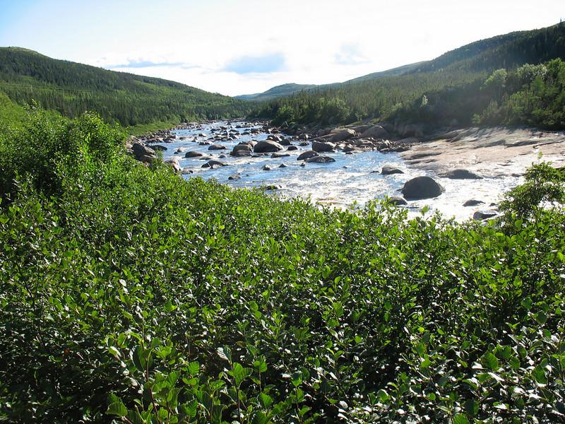 "Between Red Bay & Blanc Sablon <br /> Southern Labrador <a href=""http://www.advrider.com/forums/showthread.php?t=217444"">http://www.advrider.com/forums/showthread.php?t=217444</a>"