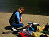 "Barb making shore lunch <a href=""http://www.advrider.com/forums/showthread.php?t=217444"">http://www.advrider.com/forums/showthread.php?t=217444</a>"