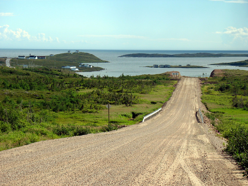 """Red Bay is a natural harbour residing in the bay that gives it its name. In the bay are Penney Island and Saddle Island, that were used by the Basques for their whaling operation. The location of the sunken vessel San Juan is near Saddle Island. <a href=""""http://www.advrider.com/forums/showthread.php?t=217444"""">http://www.advrider.com/forums/showthread.php?t=217444</a>"""
