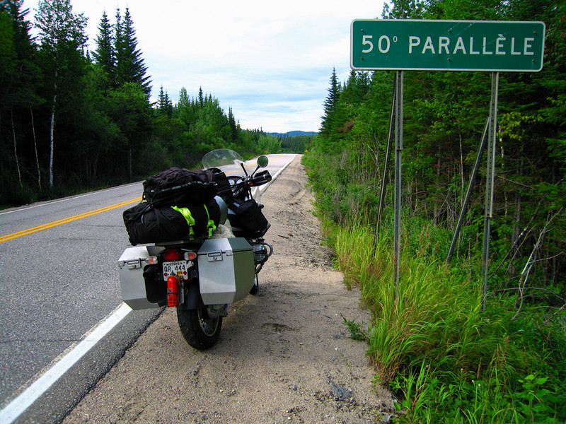 "The 50th parallel<br /> Trans-Labrador Highway <a href=""http://www.advrider.com/forums/showthread.php?t=217444"">http://www.advrider.com/forums/showthread.php?t=217444</a>"