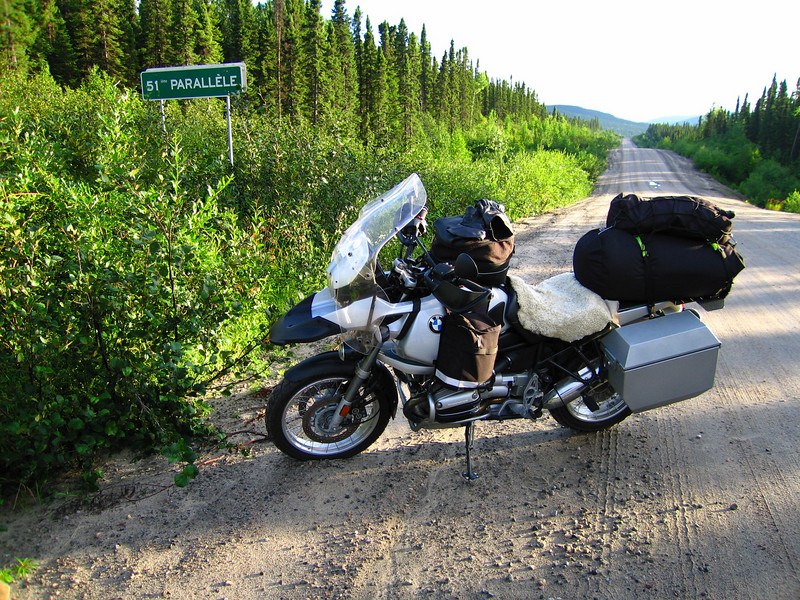 """The 51th parallel <br /> Trans-Labrador Highway <a href=""""http://www.advrider.com/forums/showthread.php?t=217444"""">http://www.advrider.com/forums/showthread.php?t=217444</a>"""