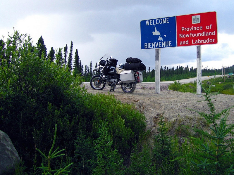 "Trans-Labrador Highway <a href=""http://www.advrider.com/forums/showthread.php?t=217444"">http://www.advrider.com/forums/showthread.php?t=217444</a>"