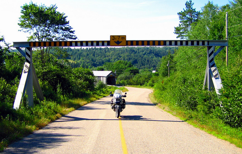 """Quiet rural road <br /> Bay of Fundy Trail<br /> New Brunswick <a href=""""http://www.advrider.com/forums/showthread.php?t=217444"""">http://www.advrider.com/forums/showthread.php?t=217444</a>"""
