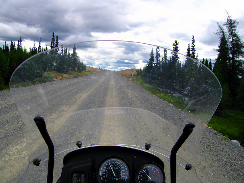 "Some 60 mph gravel <br /> Labrador <a href=""http://www.advrider.com/forums/showthread.php?t=217444"">http://www.advrider.com/forums/showthread.php?t=217444</a>"