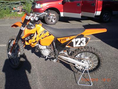 2006 KTM 125SX
