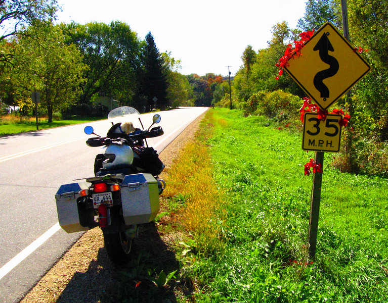 """First Sunday of May & October<br /> Just West of Madison Wisconsin<br /> Slimey Crud Run<br /> <br /> PHOTOS IN A RIDE REPORT HERE:<br /> <a href=""""http://www.advrider.com/forums/showthread.php?t=210590&highlight=WISCONSIN"""">http://www.advrider.com/forums/showthread.php?t=210590&highlight=WISCONSIN</a>+LABRADOR"""