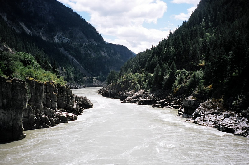 Fraser River @ Hell's Gate