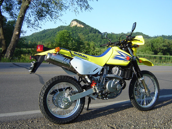 2006 Suzuki DR650