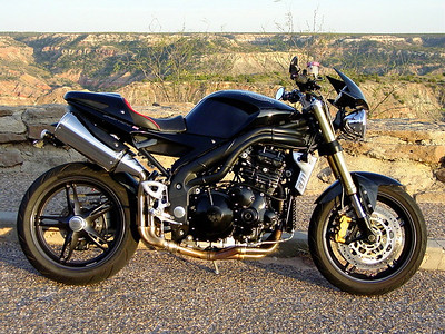 2006 Triumph Speed Triple