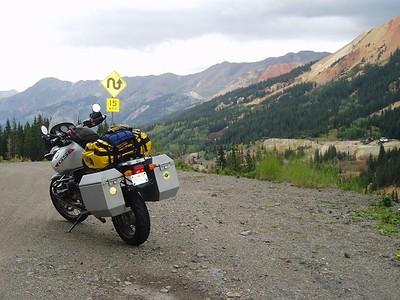 09-24-06 Colorado, Going for Coffee Ride