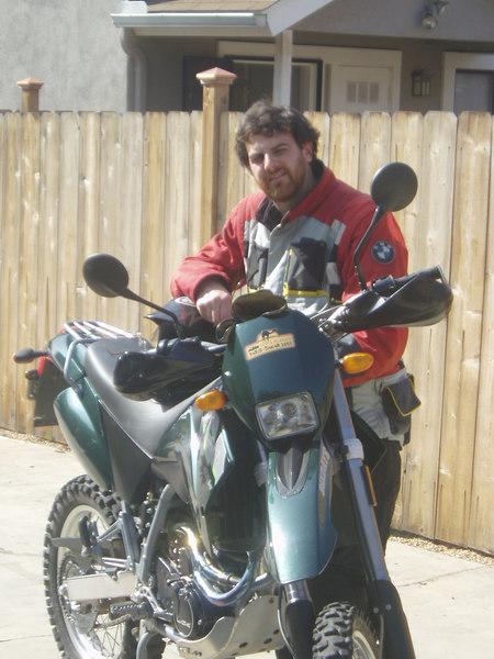 11-04-06 Paul's New Ride