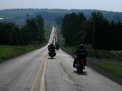 North East 9/11 Memorial Ride