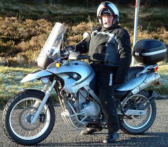 2006 (December) Kirkmichael, Perthshire, Scotland