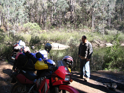 2006_October overnight ride to Murray river