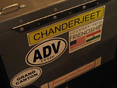 2007-10-19 Chanderjeet visits Culpeper
