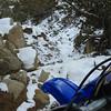 rocky downhill