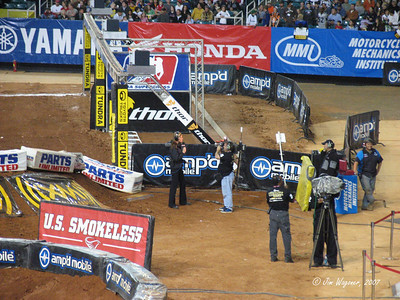 2007 Atlanta Supercross