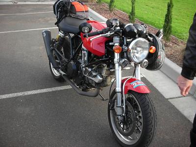 2007 BikeMe Xmas run