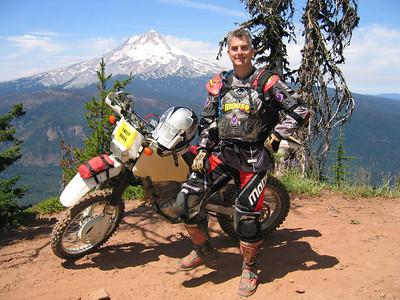 Jim on Gumjuac Ridge