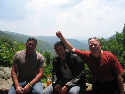 At Neels Gap Mountain Crossing Walasi-Yi #8