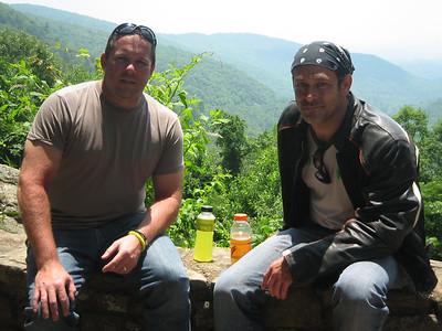 At Neels Gap Mountain Crossing Walasi-Yi #7