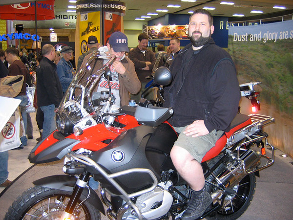 2007 International Motorcycle Show