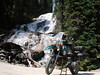 Skalkaho Falls - just east of Hamilton, Montana