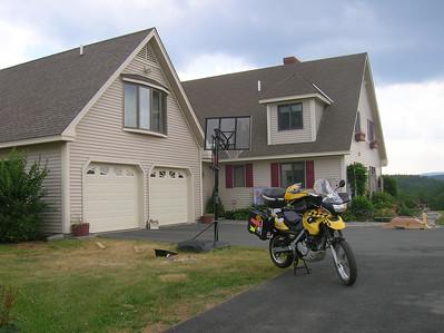 Sue's Place in Hartland,VT.