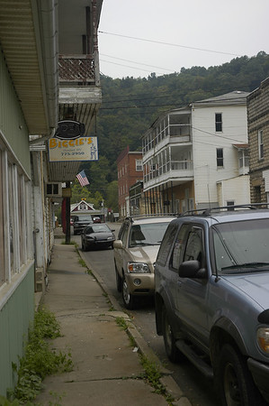 Small town West Virginia (Hundred, WV)