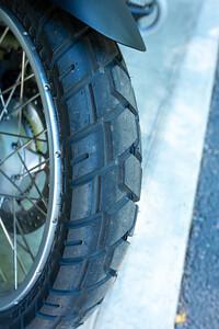 Shinko tires 500 miles
