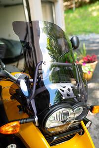 GS Adventure style windshield 2019