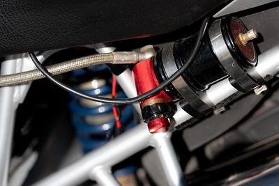 Elka front suspension control