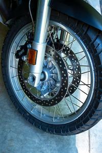 Wheels and brake rotors
