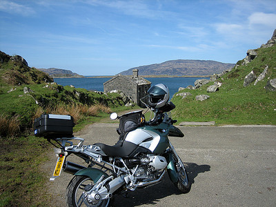 2007 (April) The Trossachs & West Coast of Scotland