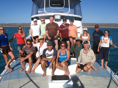 AU 13 Exmouth WA, Ningaloo Reef and snorkle with Whale Sharks.