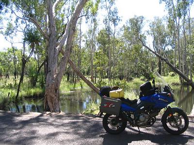 AU 15, NT Northern Territory,  Katherine and Darwin.