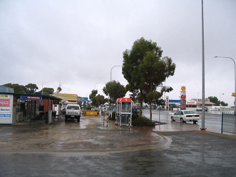 Spent two days in Port Wakefield Motel, just north of Adelaide, South Australia, before the start of the Nullabor plain. Tired and needed rest along with 24 hrs of rain that helped with the decision of rest.