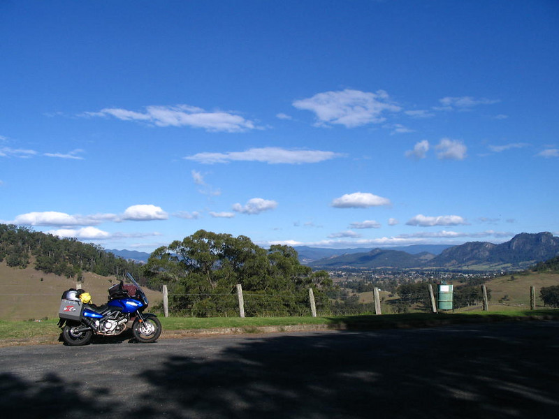 Don mentioned this lovely lookout with Gloucester below. What a grand beautful day!