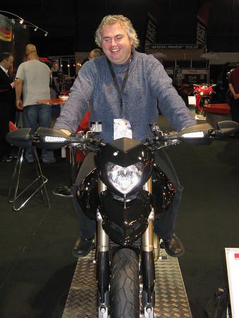 2008 01 Motorcycle Show Utrecht