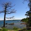 Keweenaw's rocky shore