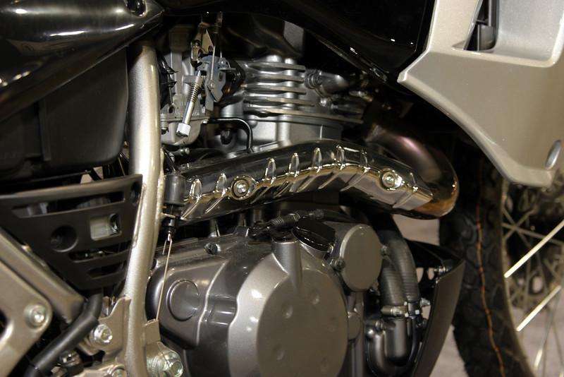 2008 Kawasaki KLR650 Dual Purpose Motorcycle