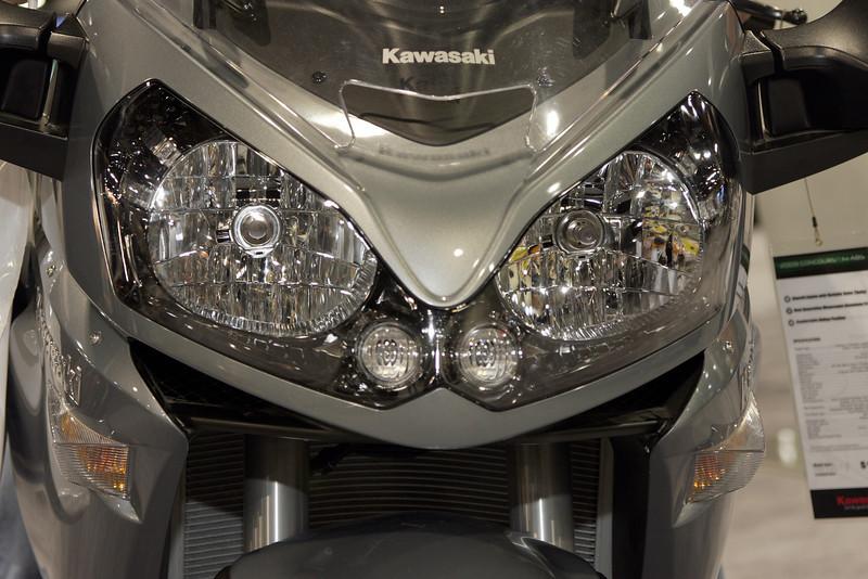 2008 Kawasaki Concours 14 Sport touring Motorcycle