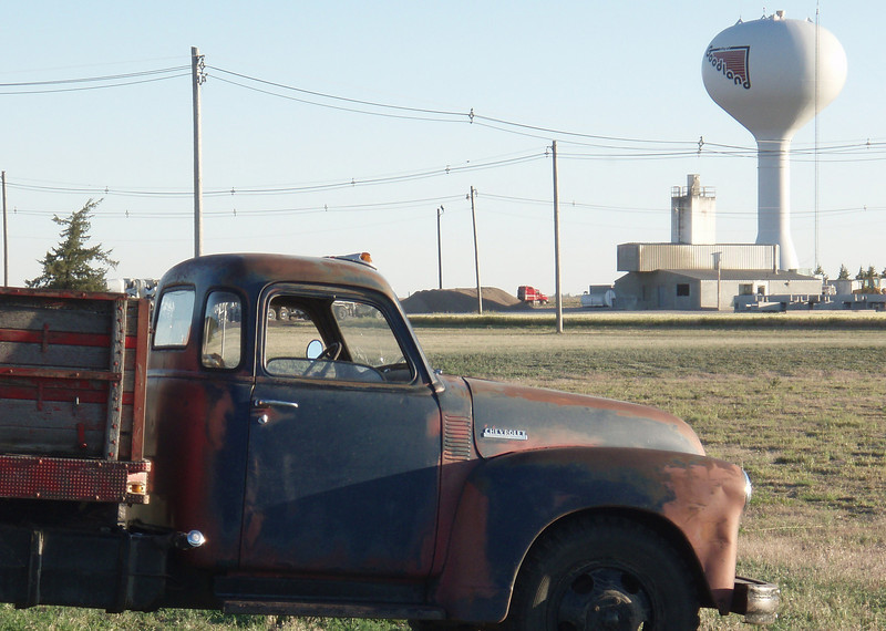 Goodland, Kansas  -- a step back in time.<br /> <br /> Start and Finish for the DustyButt!