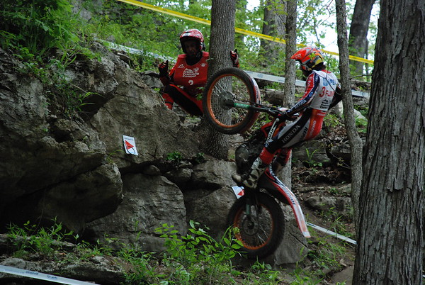 2008 FIM World Trials Championship, Wagner Cup