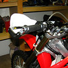 2008 Honda CRF450X Cycra Handguards