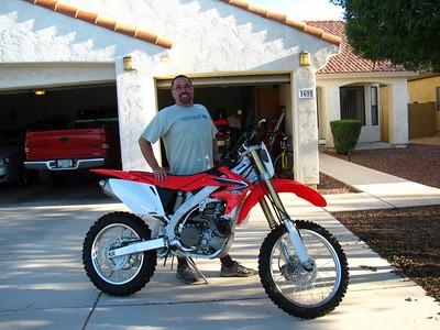 2008 Honda CRF450X